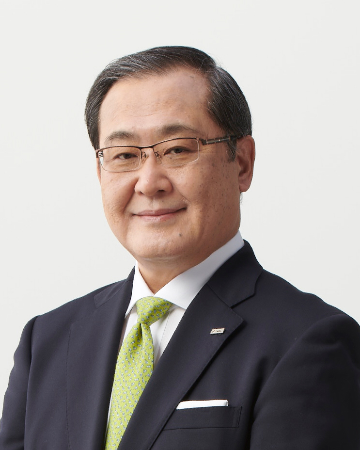 Director President(Representative Executive Officer), Takeshi Kunibe