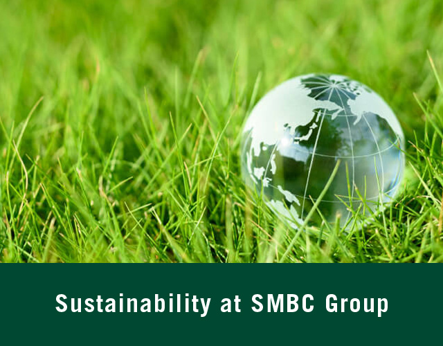 Sustainability at SMBC Group