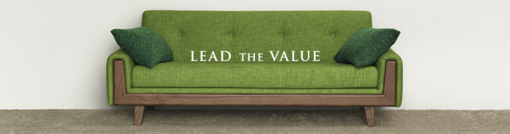 LEAD THE VALUE